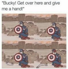 I'm pretty sure this happened... #stucky