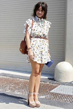 Miroslava Duma - New York Fashion Week ss13 fot. Imax