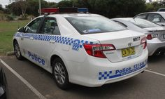 Awesome Toyota Camry 2017: 2014 Toyota Camry Altise sedan (ASV50R) - New South Wales Police Force - Austral...