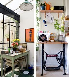 Want that Husqvarna sewing table.  So bad...
