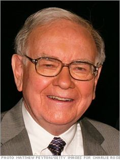 Warren Buffet  Incredible philanthropist for heathcare, education and humanitarian causes - 40Billion to date!