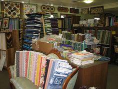 Lots of Fabric!