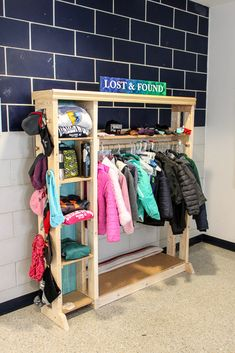 How To Build A Lost And Found Center