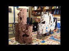 The Bearded Dragon Is The Coolest Reptile In The World Aquarium Sand, Diy Aquarium, Aquarium Design, Planted Aquarium, Aquatic Turtle Tank, Aquatic Turtles, Reptile Decor, Fish Aquarium Decorations, Turtle Care