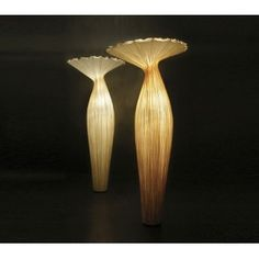another amazing Ayala Serfaty design, her Morning Glory lamp