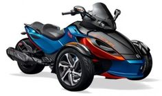 CAN-AM SPYDER RS-S SE5 2015
