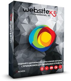 Incomedia WebSite X5 Professional 12 is software that works to create a website easily and quickly. With this software, you do not need to master the