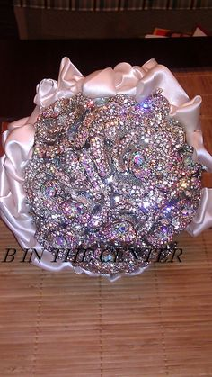 ALL SPARKLE by BInTheCenter on Etsy, $525.00