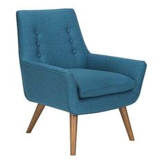 occassional chair various colours/patterns available. Freedom Furniture, Home Furniture, Fabric Armchairs, Occasional Chairs, Fashion Room, Living Room Kitchen, Retro, Home Art, Room Inspiration