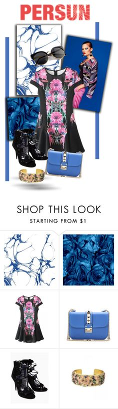 """""""Untitled #310"""" by milica-simovic ❤ liked on Polyvore featuring Alasdair, Valentino and persunmall"""