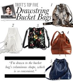 62 Best Styling Inspiration  Bucket Bag images  3a5539b0e2062