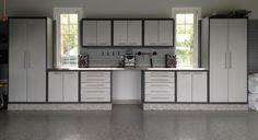 GL Premium Garage Cabinets | Garage Cabinet System