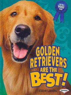 """Introduces golden retrievers, including a history of the breed, their characteristics, and how to care for them. Size: 7'6"""" x 9'6""""."""