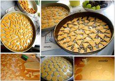 Slané syrovo-šunkové krekry (fotorecept) - recept   Varecha.sk Cereal, Beans, Pizza, Vegetables, Breakfast, Food, Basket, Beans Recipes, Hoods