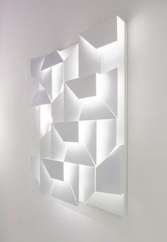 Wanddeko Wandleuchte Design-kreative Lösung Licht