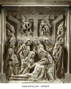 """""""fine Arts, Riemenschneider, Tilman, (around 1460 - 1531), Relief Stockfoto, Bild Und Lizenzfreies Bild. Pic. 10874833"""
