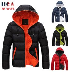 34261f07b Men Heated Coat Jacket USB Electric Battery Heating Vest Socks ...