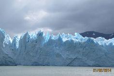 Glaciar Perito Morneo