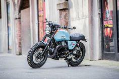 Moto Guzzi V7 by Moto Strada 6