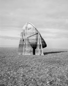 Photographer Noemie Goudal's Staged Photo Collage Series: Observatories | Observatoire VII | Lambda Print on Baryta Paper
