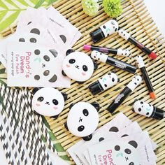 Can you resist the cuteness???  Lovin't the @tonymolyph #PandasDream collection! Let me know if you've tried anything here or looking forward to try soon!  #clozette