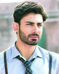 The new Disney Prince :-p Fawad Afzal Khan as Vikram Singh Rathore