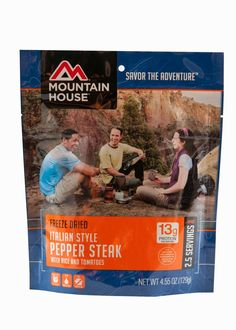 Mountain House >>> Be sure to check out this awesome product. (This is an Amazon affiliate link)