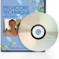 Get your free DVD for pelvic floor exercises called 'Pelvicore Technique with Kari Bo.