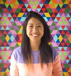 """Brina Lee spends a lot more time on Instagram than most people. That's because she is Instagram's first female engineer! """"A lot of people think that coding is boring, but you have to understand the impact that you're having by submitting one or two lines of code. Just submitting one extra line of code into the Facebook repository impacts a billion people. Same thing with Instagram!"""" she explains. Read more here: http://www.elle.com/news/culture/brina-lee-instagram-engineer-interview"""