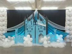 diy frozen castle - Recherche Google