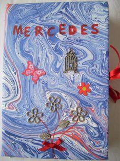 """Libreta """"Mercedes"""""""