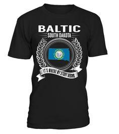 Baltic, South Dakota - It's Where My Story Begins #Baltic