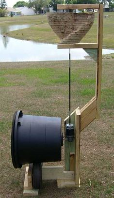 Picture of Wind powered Composter - The Green Twist , Exactly - http://www.instructables.com/id/Wind-powered-Composter/?ALLSTEPS