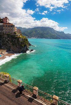 Atrani - Amalfi Coast, Italy