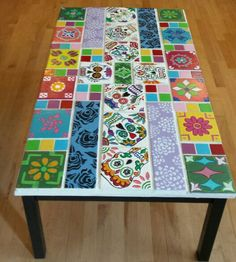 Day of the Tiled Table