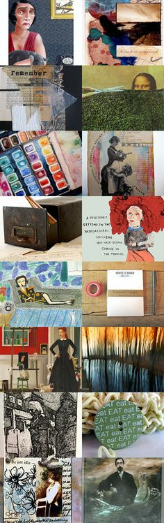 Sublime89: Creative Block by Catherine Redmayne on Etsy