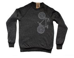 Ben- XXL- New Bike unisex eco sweatshirt