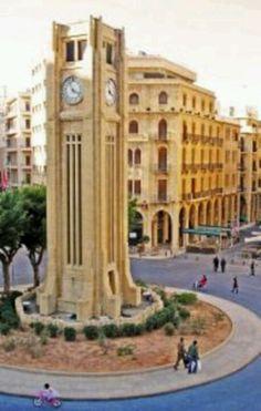 Downtown Lebanon!