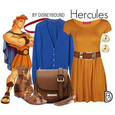 Disney Bound - Hercules