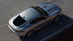 JAGUAR F-TYPE Premium Coupe in Rhodium Silver