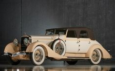 1928 Hispano-Suiza - Convertible Sedan