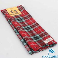 Clan MacTavish Tartan Scarf