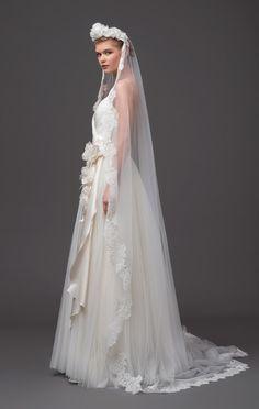 Abito da sposa - Alberta Ferretti Forever_ALCIONE