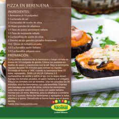 Pizza en Berenjena