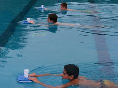 ✩ Check out this list of creative present ideas for tennis players and lovers Pool Activities, Water Sports Activities, Outdoor Activities For Kids, Water Games, Outdoor Games, Outdoor Fun, Summer Camp Games, Camping Games, Fun Games