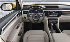 "2018 Volkswagen Atlas: Volkswagen's potential ""knight in shining armor"""