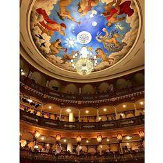 "279 Me gusta, 2 comentarios - Tuti Barrera (@tutibarrera) en Instagram: ""Teatro Heredia @cartagenamusicfestival @cartagenafest2017 #cartagena #teatroadolfomejia"""