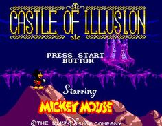 Castle of Illusion Starring Mickey Mouse (Sega,1990, MS). One of my favorite games ever - my Mario before I got to really play Mario. It is more similar to Capcom's DuckTales for the NES, but that was released just a year earlier so that seems to rule out a rip-off. Later on I also owned the Megadrive verion. That one looks stunning (although Mickey himself looks better in the MS version imo), but the gameplay of the 8-bit game outshines its 16-bit brother.
