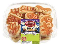 Bucket of Bones Sugar Cookies | Lofthouse Cookies