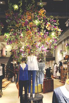 Decor Inspiration: Spring 2014 Store Displays | Free People Blog